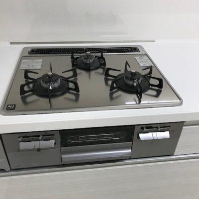 ガスコンロ(キッチン)